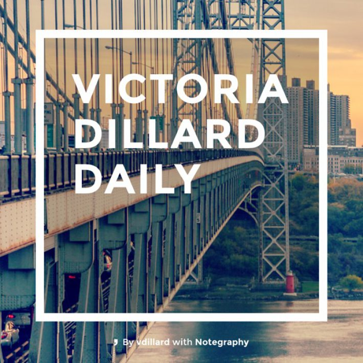 Victoria Dillard Daily